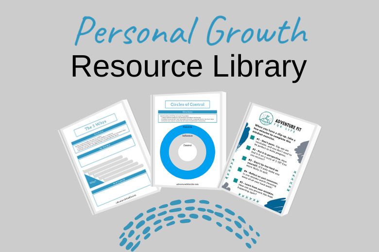 Free personal growth resources!